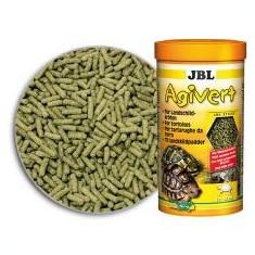 Hrană pentru broaște țestoase de uscat JBL Agivert 250ml - Hrana peste si reptila