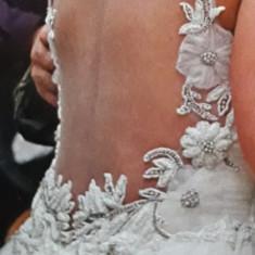 Vand rochie de mireasa in stare perfecta, Rochii de mireasa A-line