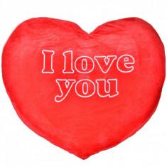 Inima de 80 cm - Perna in forma de inima - Jucarii plus