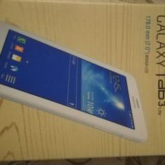 Tableta Samsung Galaxy Tab 3 lite T111, 8gb, 3g, alba - Tableta Samsung Galaxy Tab 3 7 inci, Wi-Fi + 3G
