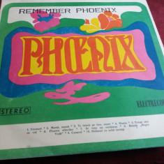 DISC VINIL PHOENIX - REMEMBER PHOENIX - Muzica Rock