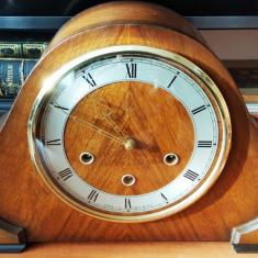 Ceas de semineu cu pendul Smiths