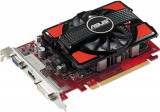 Placa Video AMD Radeon R7 250 1 GB DDR5 128Bit PCI Express 3.0 DVI HDMI VGA, Asus