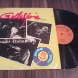 VINIL DIZZY GILLESPIE/GONZALO RUBALCABA FESTIVAL JAZZ LATINO PLAZA 85 DISCAREITO