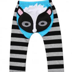 Pantaloni din bumbac cu model raton, Marime: 3-6 luni, 9-12 luni, 12-18 luni