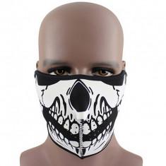 Masca fata craniu cu scai, moto, iarna, ski, snowboard, ciclism, atv cagula - Echipament ski, Protectii, Unisex