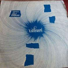 DISC  STRAUSS - VALSURI, VINIL