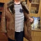 haina noua din blana naturala Alain Delon marimea 46-48