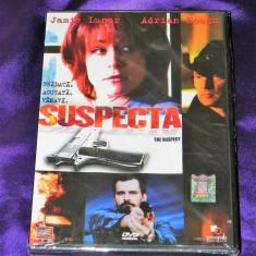 DVD ORIGINAL SUSPECTA / THE SUSPECT nou sigilat - Film drama, Romana