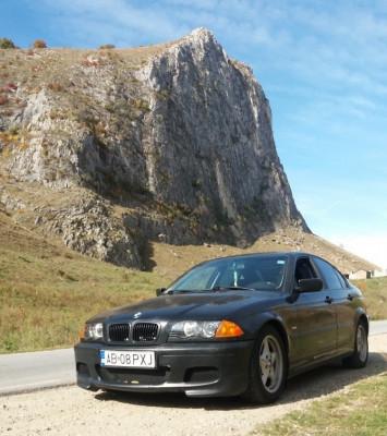 BMW 320D foto