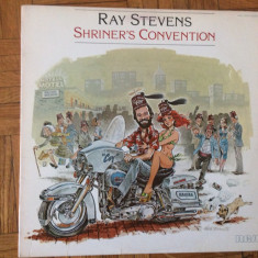 Ray stevens shriner's convention disc vinyl lp muzica american pop rock 1980 - Muzica Pop rca records, VINIL