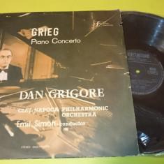 Vinil Disc Dan Grigore concert pian orchestra simfonica Muzica Clasica electrecord