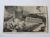 Moroieni-Sanatoriul TBC,carte postala circulata 1940