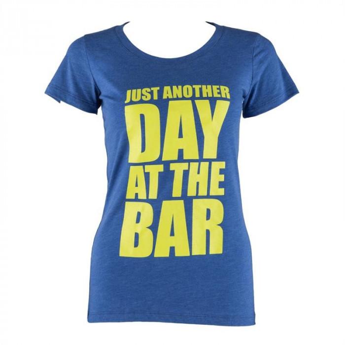 Heather CAPITAL sportiv tricou pentru femei Dimensiune XL, albastru foto mare