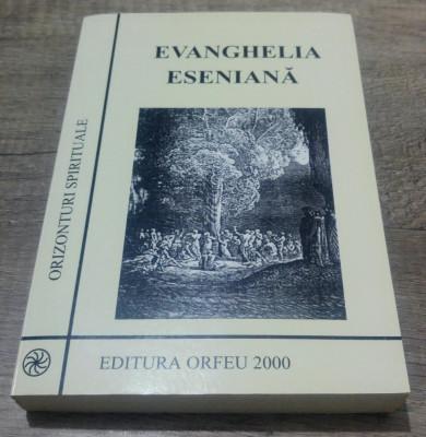 EVANGHELIA ESENIANA EBOOK