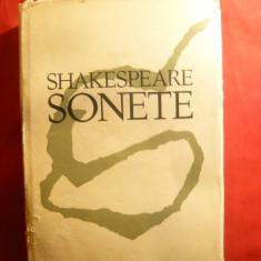 Shakespeare - Sonete - Ed. Dacia-Cluj 1974 - Ed. Lux ,trad. Th.Bosca,ilustratii
