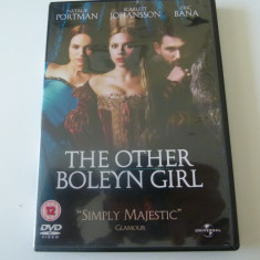 The other Boleyn girl - dvd - Film drama independent productions, Engleza