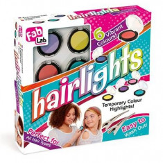Jucarie Fablab Hairlights Kit