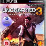 Uncharted 3 Drake s Deception Ps3 - Jocuri PS3 Sony