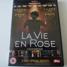 La vie en rose - dvd - Film drama independent productions, Engleza