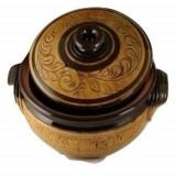 Oala de lut traditionala - oala, cratita