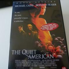 The quiet american - Film actiune independent productions, DVD, Altele