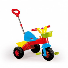 Tricicleta cu maner My First Trike - Dolu - Tricicleta copii
