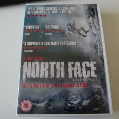 North face - dvd - Film actiune independent productions, Altele