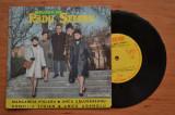 Disc vinil ( vinyl , pick-up ) MELODII DE RADU SERBAN (format mic 45 - EDC 701)