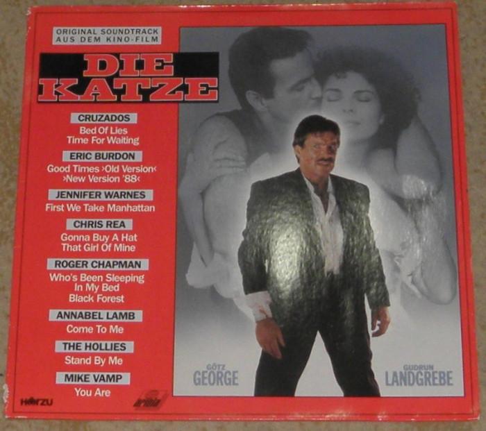 Vinyl compil Chris Rea,Eric Burdon,The Hollies,Mike Vamp,Cruzados,J Warnes