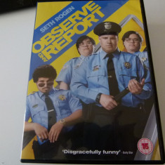 Observe and report- dvd - Film comedie independent productions, Engleza