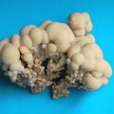 Specimen minerale - ARAGONIT MAMELONAR (R1) - Fosila roca, Naturala, Altul