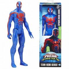 Figurina Erou Spiderman 2099 Titan Hero B6345 Hasbro - Roboti de jucarie