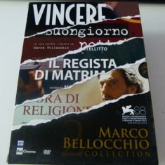 Marco Bellocchio 2- box ( 4 dvd) - Film Colectie independent productions, Italiana