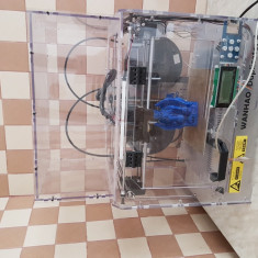 Imprimanta 3D Wanhao Dual Extruder