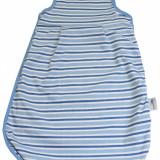 Sac de dormit Blue Stripes 0-6 luni 2.5 Tog - Sac de dormit copii, Multicolor