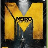 Metro Last Light Xbox360 - Jocuri Xbox 360