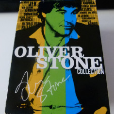 Oliver Stone - box(8 dvd) - Film Colectie independent productions, Altele