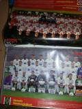 album foto vintage,afise,pliante,file reviste footbal anii 80-90 Germania,T.GRAT