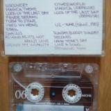 Dio - Magica, U2 - War, Sony EF90, Casete audio