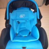 Scoica auto Jolly Kids - Scaun auto copii, 0+ (0-13 kg), Opus directiei de mers