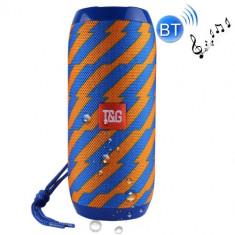 Boxa portabila Bluetooth Wireless TG117 Hands-free/SD Card/AUX/FM 5Wx 2