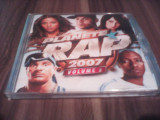 DVD VARIOUS PLANETE RAP 2007 VOL 3 ORIGINAL EMI