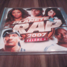DVD VARIOUS PLANETE RAP 2007 VOL 3 ORIGINAL EMI