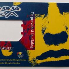 ROMANIA CARTELA SIM ALO DA GSM FARA CIP - PENTRU COLECTIONARI ** - Cartela GSM