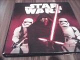 ALBUM STAR WARS COMPLET ARE TOATE CELE 72 CARTONASE STARE EXCELENTA