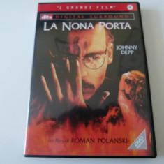 La nonna porta - dvd - Film thriller independent productions, Italiana