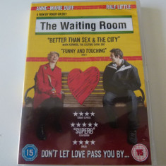 The waiting room - dvd - Film comedie independent productions, Engleza