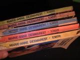 TORENTE-5 VOL-ANNE MARIE DESMAREST-TRAD. TEODORA POPA MAZILU-1295 PG-, Alta editura