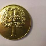 "MMM - Medalie ""Institutul Cercetari Amenajari Silvice Marin Dracea 1933 - 1993"" - Medalii Romania"